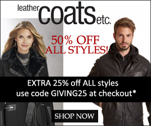 Mens and Womens Leather Coats