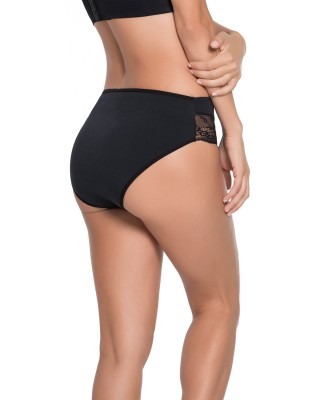 Cotton Brief Panty with SmartLace®