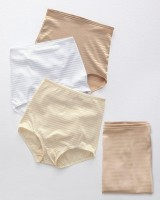 4-Pack Full Coverage Classic Panties